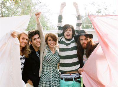 "Grouplove's sound is totally uplifting – we mean it – truthfully. Some music fans might be quick to label them as ""hippies"" and dismiss them but that would be unfair, […]"