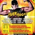 Wrestling legend Hulk Hogan will be returning to the UK to take part in the TNA IMPACT WRESTLING television tapings in Manchester and London.