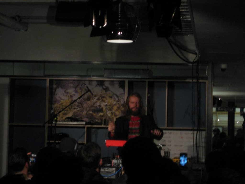 Hermigervill at Iceland Airwaves