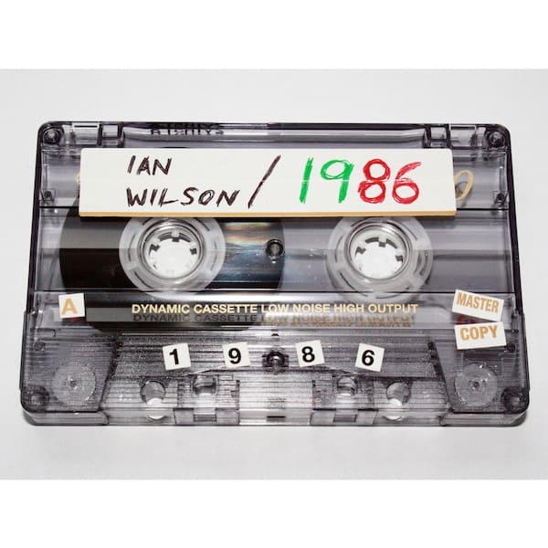 Ian Wilson 1986