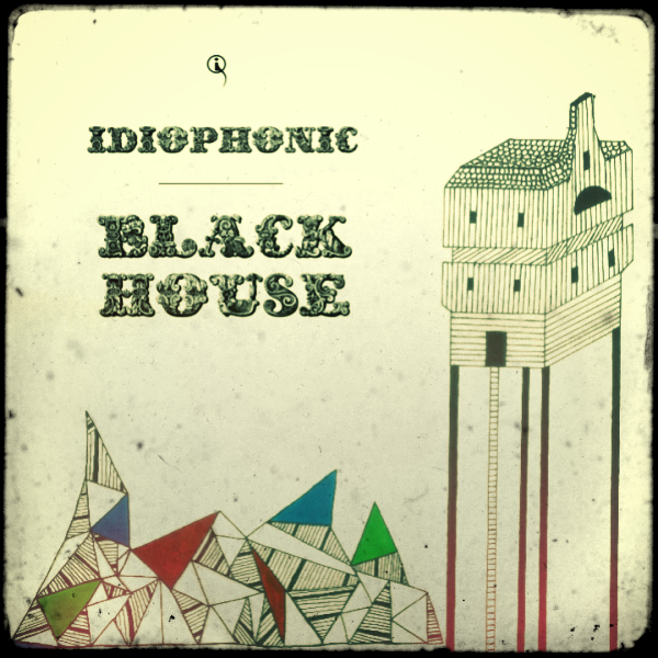 Idiophonic_Black_House_cover