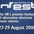 The Yorkshire-based alternative-electronic music festival, Infest will return from August 27-29 this year at the University of Bradford. The line-up is below: