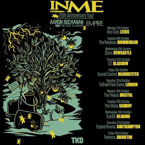 Inme tour poster