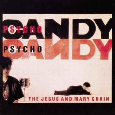 JAMC PSYCHOCANDY hi-res artwork
