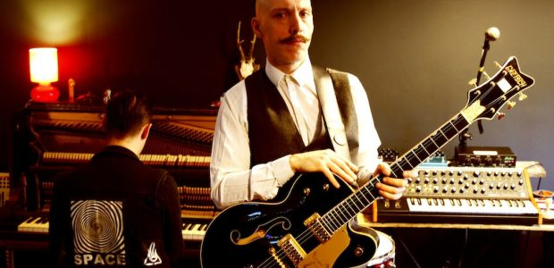JAMIE LENMAN has today released his brand new single, a cover of 'Killer' by Adamski and Seal, taken from his brand new album 'Shuffle', which will be released on July […]