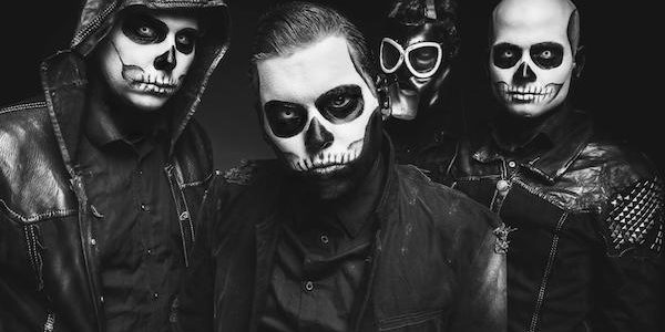 Check out the new Johnny Deathshadow video for 'Kill The Lights'. Cool as fuck, no?