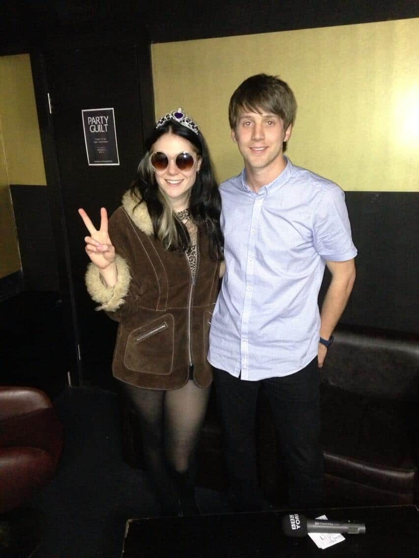 Kate Nash and Jericho