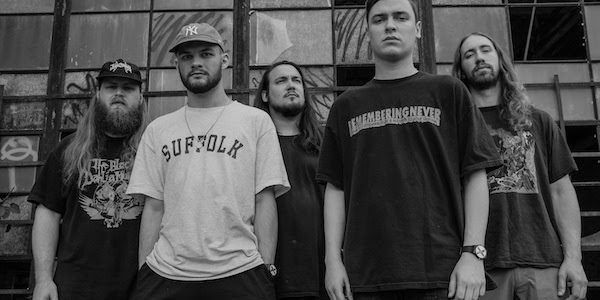Knocked Loosehave revealed new single,Trapped In The Grasp Of A Memory,taken from the bands hotly anticipated new album,A Different Shade of Blue,out23rd AugustviaPure Noise Records.