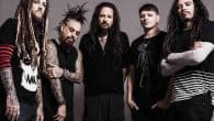 In the release week for new album, 'The Serenity of Suffering', KORN have unveiled a new video for 'Take Me'.  Check it out here.