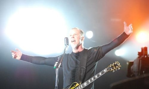 """'Francais Pour Une Nuit' (translation: """"French For One Night"""") is the new DVD release by Metallica onNovember 23. Filmed on July 7 at Arenes de Nimes. It will be released […]"""