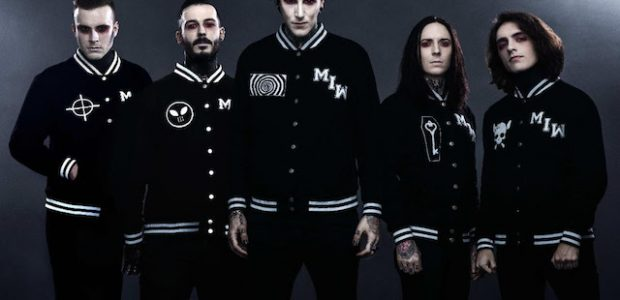 "MOTIONLESS IN WHITE have shared the video for ""Another Life"" from their latest album DISGUISE. Directed by Max Moore, the dark and cinematic clip explores life and death in love. Chris Motionless comments […]"