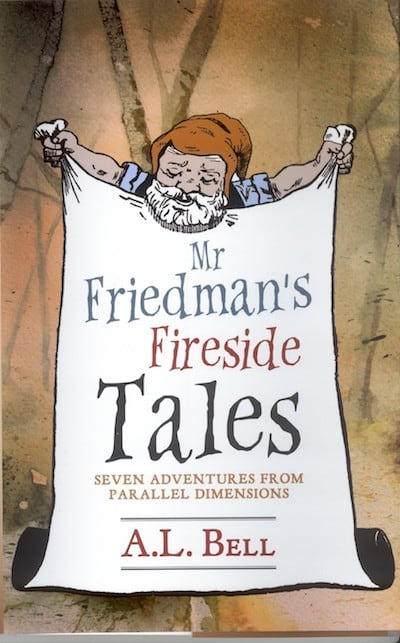 Mr Friedman's Tales book.jpg