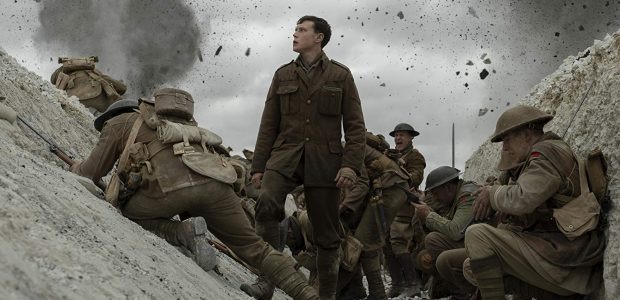1917 is a technical marvel… and not much else.