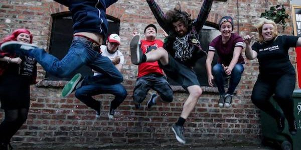 Stream the brand new Magnificent Seven EP, right here. This York-based ska-punk seven-piece (errr…there wasn't gonna be six of 'em?) are insanely good. The Good, the Bad, and the Drunk […]