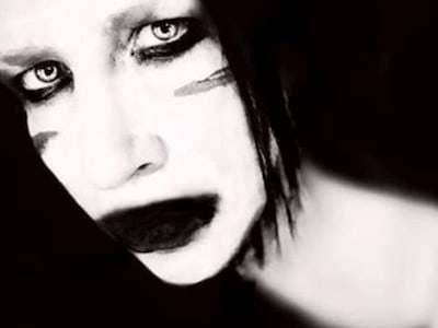 Watch this. Crazy stuff. Did you expect anything less? No. Thought not! Marilyn Manson's 'Slo-Mo-Tion' video is after the jump. Viewer discretion advised.