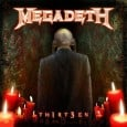 """As the title indicates, this is the """"unlucky"""" numbered studio offering from Megadeth, which sees the return of original bassist Dave Ellefson to the line-up."""