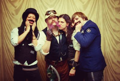 If a bunch of London steampunks name their new album 'This May Be The Reason Why The Men That Will Not Be Blamed For Nothing Cannot Be Killed By Conventional […]