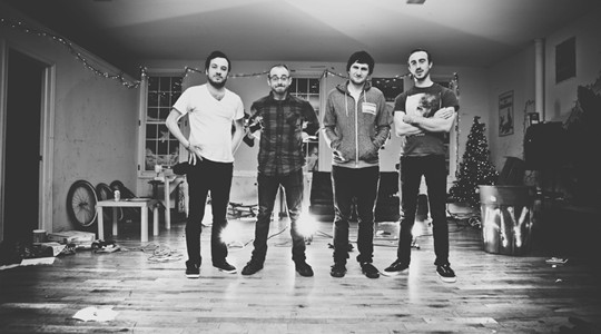 The Menzingers are set to release their Epitaph Records debut album 'On The Impossible Past' this February 20. Fans are invited to pre-order the album by going to www.themenzingersstore.com. The […]
