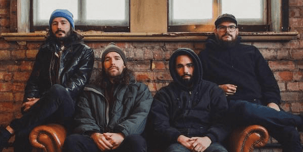 Atlanta, GA's Microwave release their new full-length record, Death Is A Warm Blanket, on Pure Noise Records this Friday. Ahead of the release the band have released a new video for track 'Mirrors.' Microwave will be touring […]
