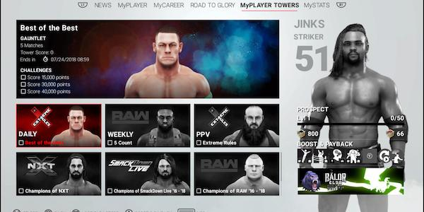 2K today released a trailer highlighting a first look at the popular MyCAREER Mode in WWE 2K19. Featuring all the rivalries, drama and action you've come to love and expect with […]