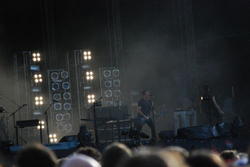NIN at Sonisphere 2009