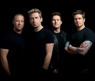 Nickelback promo photo
