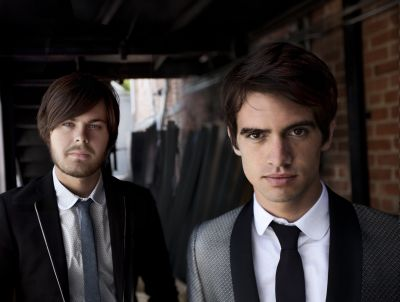 Panic! At The Disco To Finish Recording New Album This Month photo 1