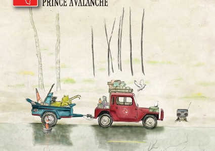 Texan rock band Explosions In The Sky collaborate with writer/director David Gordon Green on his latest film 'Prince Avalanche'. Check out the video below!