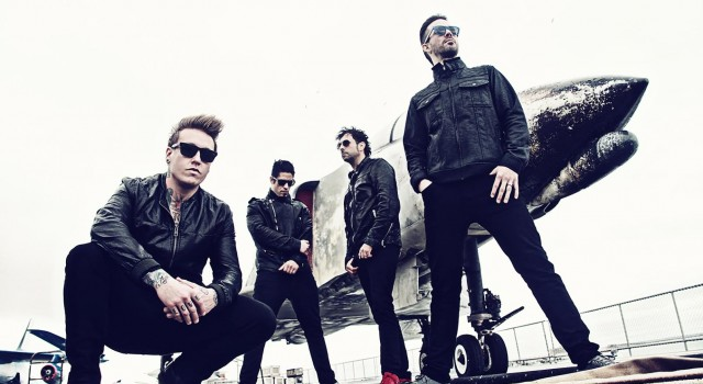 Soundsphere magazine's Jay Sillence talks to Papa Roach's guitarist, Jerry Horton about performing at Leeds Festival 2014, fest tips, inspirations and the new album, 'F.E.A.R – Face Everything And Rise'.