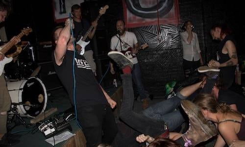 After announcing themselves for York punk festival, Swinefest this past July without any of the five members ever having been in the same room at the same time, Pat Butcher […]