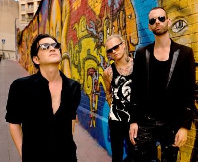 Placebo 2012 promotional image