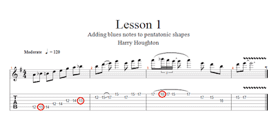 Welcome to Polyphoneek's monthly segment to introduce Soundspheremag readers the latest music tips, licks andsecrets. Adding blues notes to your basic pentatonic shapes is a great way to add some […]