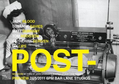 On Friday June 24 at 6pm, Bar Lane Studios' group of graduate artist interns will unveil a major exhibition of their talents to commemorate their the success of their year […]