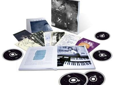 Details of an upcoming deluxe box set edition of the Who's 1973 LP 'Quadrophenia' have been disclosed. The five-disc limited edition package will include a remastered double CD of the […]