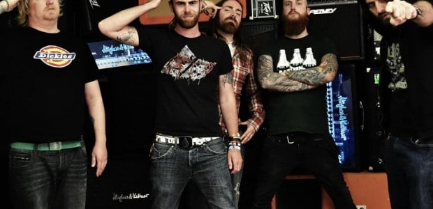At Bloodstock Festival 2013, we were lucky enough to get to chat with the lads (Guff Thomas [guitar] and Dan Cook [vocals]) from RSJ. We get some insight from the York […]