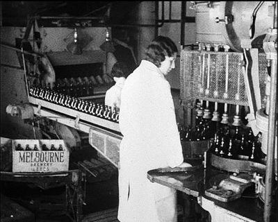 Reel Ale Screening - Melbourne Brewery Advert 1934 (c) YFA