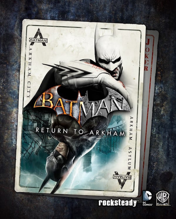 Return to Arkham
