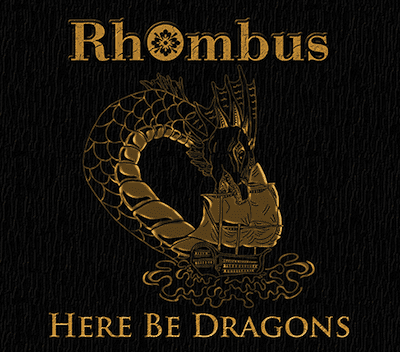 Rhombus Here Be Dragons