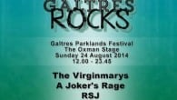 Ten top rock bands are going to kick off Galtres Parklands Festival's tenth birthday celebrations with a blast, thanks to a new collaboration between festival organisers and Soundsphere magazine.