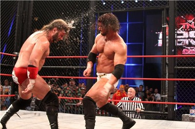 Worldwide wrestling stars announced for the return of TNA Impact Wrestling to the UK and Ireland, featuring the lockdown steel cage for the first time. The five events include Jeff […]