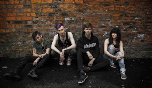 York-based hardcore punk four-piece, Seep Away release their first single in a year on Friday, July 28, 'Matchstick Man'. The new single is taken from the band's forthcoming EP, 'The […]
