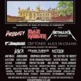 The days go on and the festival line-ups only thicken. This time Dream Theater are joining the bill.