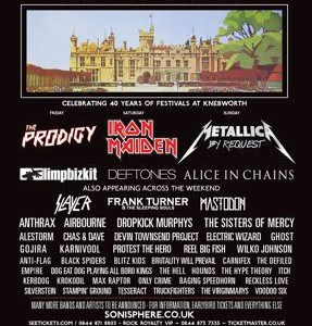 The legendary Sonisphere Festival has added more awesome artists to the line-up, including: Wilko Johnson, Electric Wizard,