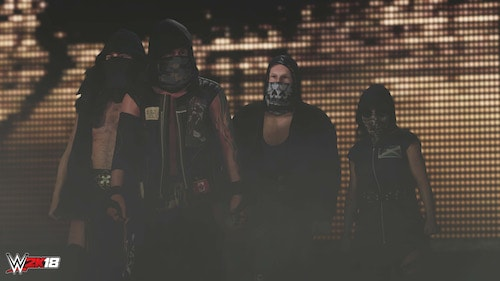 n the first installment of the highly-anticipatedWWE 2K18Official Roster Reveal, 46 WWE Superstars have been announced for inclusion in the forthcoming franchise's worldwide release.WWE's Renee Young and WWE Raw commentator […]