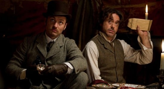 Guy Ritchie's original Sherlock Holmes on paper, sounded like a terrible idea, turning Arthur Conan Doyle's beloved detective into an action hero – it worked very well and was a […]