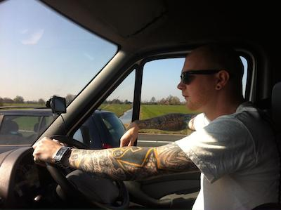 Simon drive