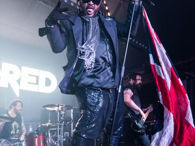 "Ragga rock legends Skindred are proud to announce the release of a new single ""Machine"" ahead of their forthcoming UK 'Start the Machine Tour "". Machine will be the first […]"