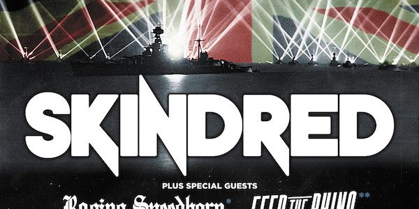 We have two pairs of tickets, two Raging Speedhorn shirts and two copies of their new album 'Lost Ritual' for the upcoming Skindred and Speedhorn show in York! Answer the […]