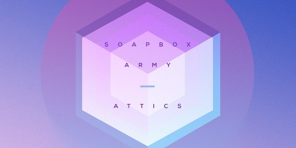 Check out this wonderful slice of alternative rock goodness from Soapbox Army, absolutely awesome from start to finish. There's no better tune to start your week on right now.