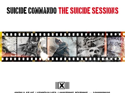 Suicide Commando are celebrating their 25th anniversary this year, they are also one of the rare acts that can rightfully claim pioneering an entire genre. In the light of this […]